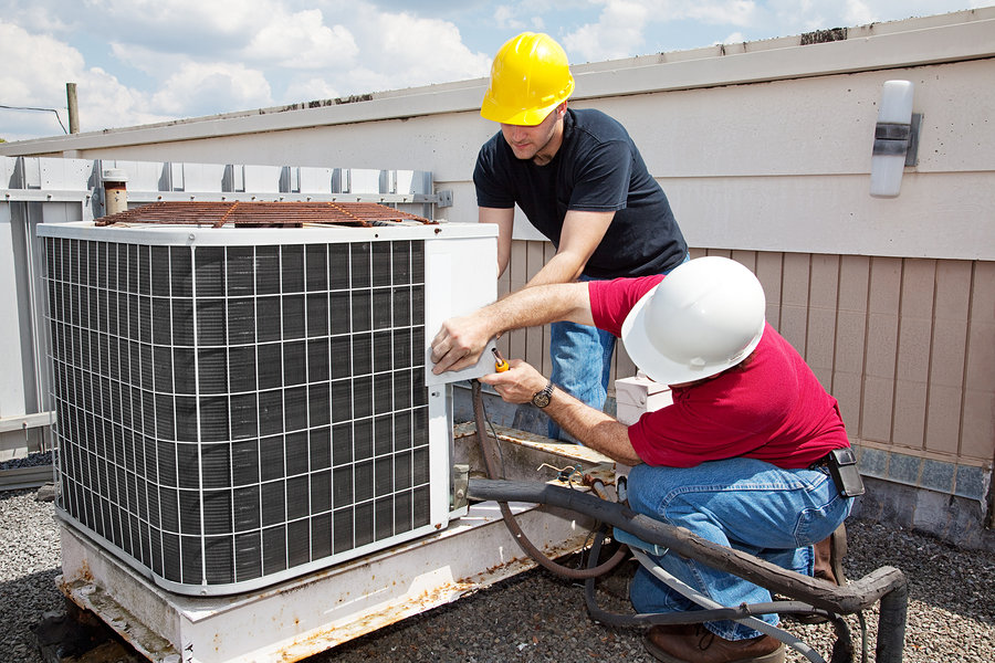 Commercial and Residential AC Service
